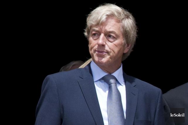 Claude Blanchet a qualifié de «trompeurs, mensongers, malicieux... (Photothèque Le Soleil)