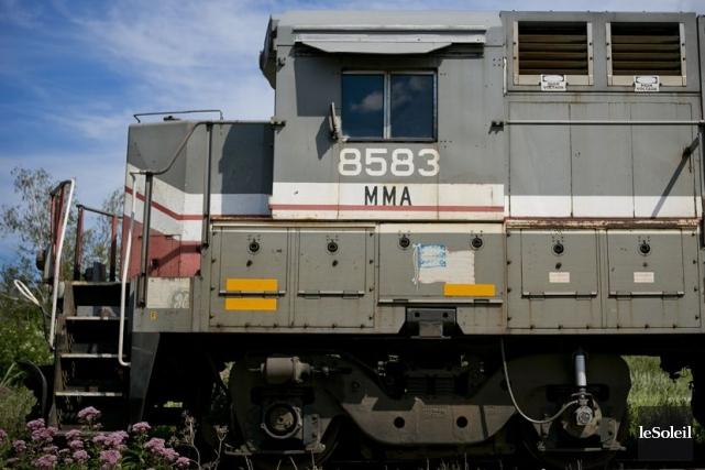 En janvier dernier, la Railroad Acquisition Holdings a... (Photothèque Le Soleil)