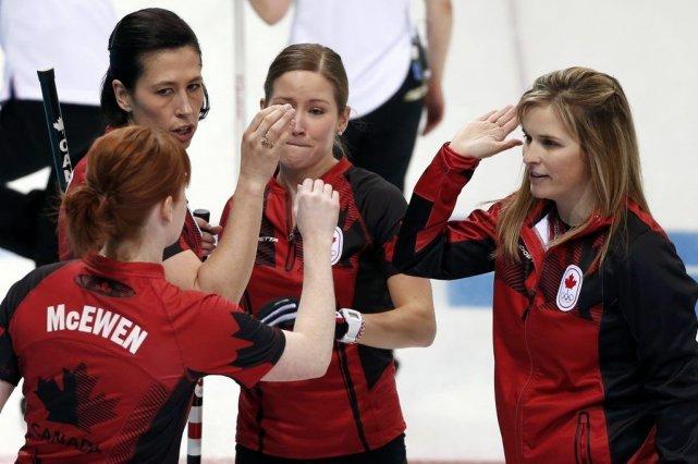 La formation féminine du Canada reprendra le collier... (PHOTO MARKO DJURICA, REUTERS)