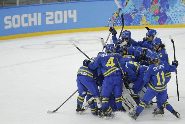 Les Suédoises affronteront les Américaines en demi-finales.... (PHOTO MATT SLOCUM, AP)