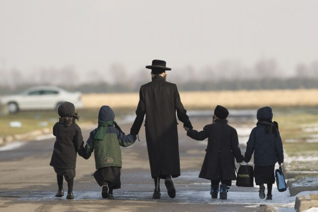 La secte ultra-orthodoxe Lev Tahor a déménagé en... (Photo Rick Madonik, archives Toronto Star)