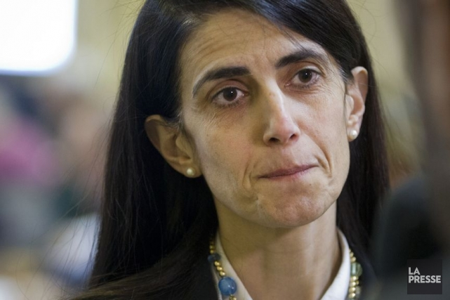 Norma Kozhaya,vice-présidente de la recherche et économiste en... (PHOTO IVANOH DEMERS, LA PRESSE)