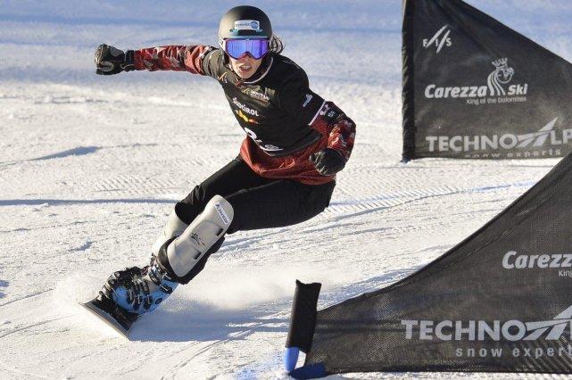 Les chances de podium pour Caroline Calvé sont... (PHOTO ANDREAS SOLARO, AFP)