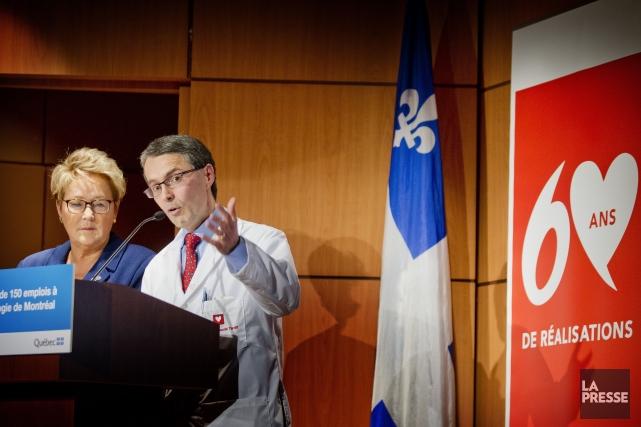 La première ministre du Québec, Pauline Marois, en... (PHOTO MARCO CAMPANOZZI, LA PRESSE)
