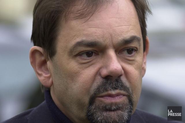 Jean Fortier, ancien président du comité exécutif de... (PHOTO ROBERT SKINNER, LA PRESSE)
