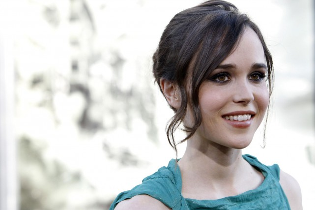 Ellen Page... (PHOTO ARCHIVES REUTERS)