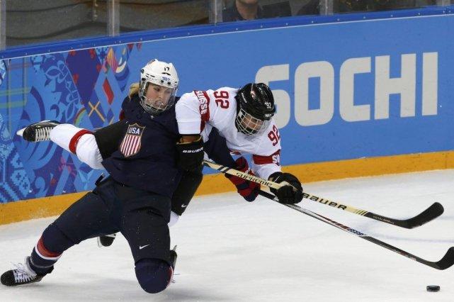 Médaillées d'argent aux Jeux de Vancouver, Jocelyne (photo)... (PHOTO GRIGORY DUKOR, REUTERS)