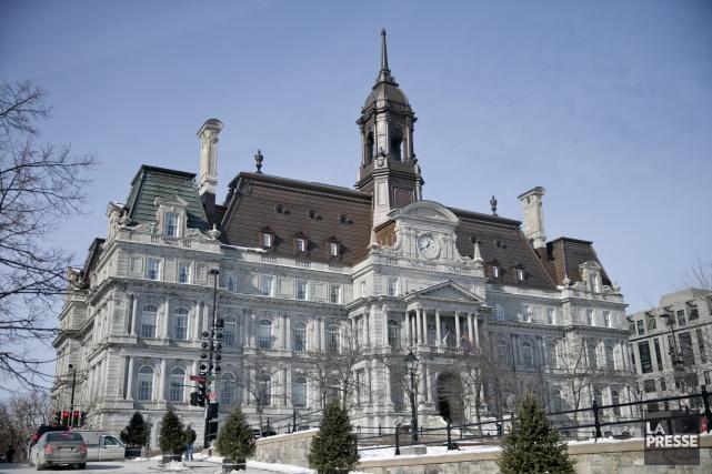Montréal empruntera 61,5 millions en 2014 pour couvrir... (PHOTO DAVID BOILY, ARCHIVES LA PRESSE)