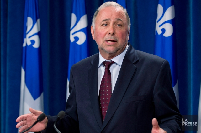 M.Paradis a laissé entendre que les libéraux pourraient... (Archives La Presse Canadienne)