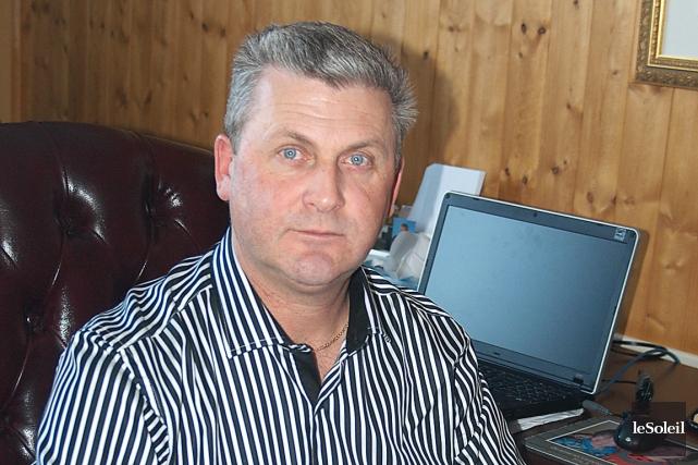 Claude Jeannotte, en poste depuis 2006... (Photothèque Le Soleil)