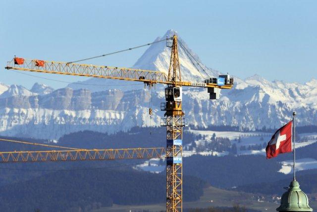 50,3% des électeurs suisses avaient voté le 9... (Photo: Reuters)
