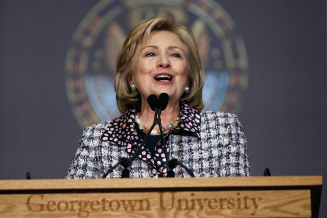 En servant honorablement son pays, Hillary Clinton a... (Photo: Reuters)
