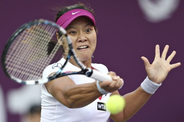 Li Na a remporté les Internationaux d'Australie en... (PHOTO FADI AL-ASSAAD, REUTERS)