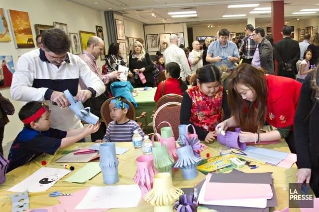 Pour un grand nombre d'enfants chinois adoptés par... (Photo Olivier Jean, La Presse)