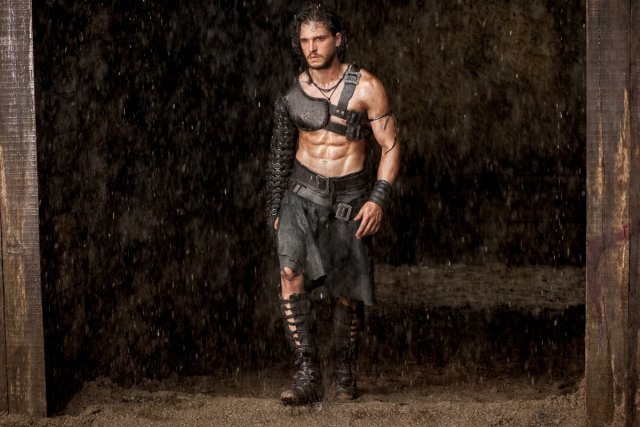 Kit Harington (Milo)... (Photo: fournie par Tristar Pictures)