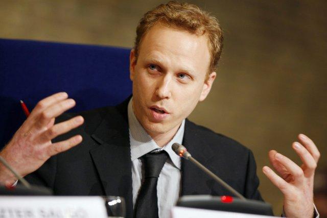 L'auteur et journaliste juif américain Max Blumenthal dénonce... (PHOTO TIRÉE DU SITE OFFICIEL DE AMX BLUMENTHAL)