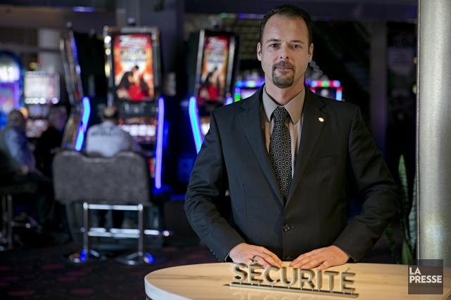 Marc Lortieest enquêteur au Casino de Montréal.... (PHOTO DAVID BOILY, LA PRESSE)