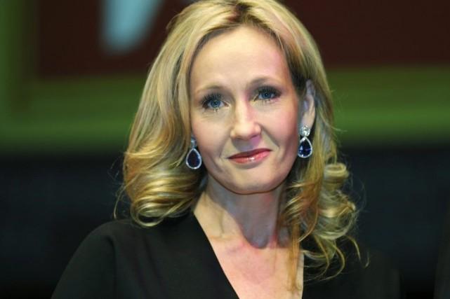 J.K. Rowling... (Photo: archives AP)