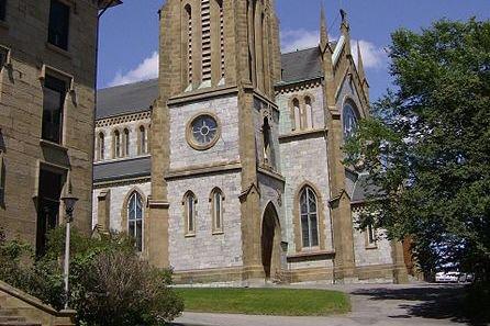 La cathédrale de l'Immaculée Conception de Saint-Jean au... (Photo wikimedia)