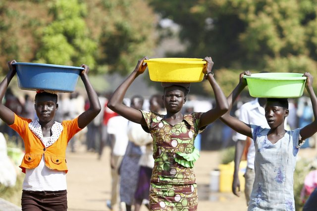 Seulement huit des 53 pays africains devraient remplir... (PHOTO EDWARD ECHWALU, ARCHIVES REUTERS)