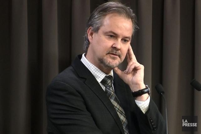 La candidature de Me Denis Gallant, jusqu'alors procureur... (Photothèque La Presse)