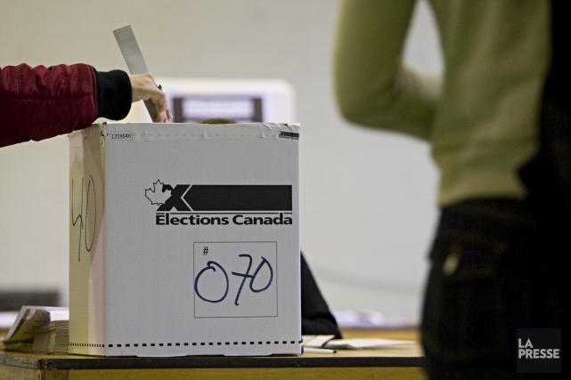 Interdire le droit de vote à certains serait... (Photo François Roy, archives La Presse)