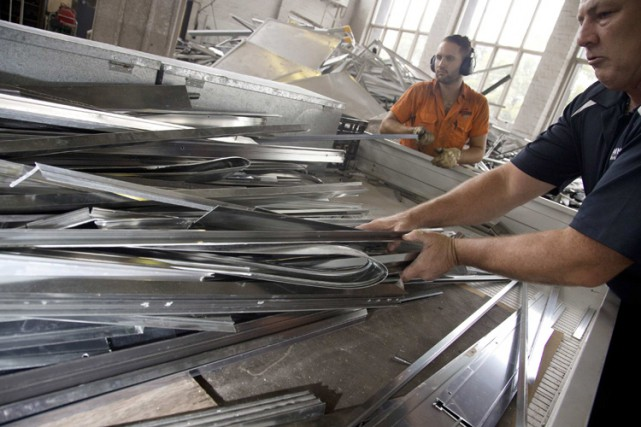 Les fabricants ont vu leurs ventes progresser de... (Photo Archives Reuters)