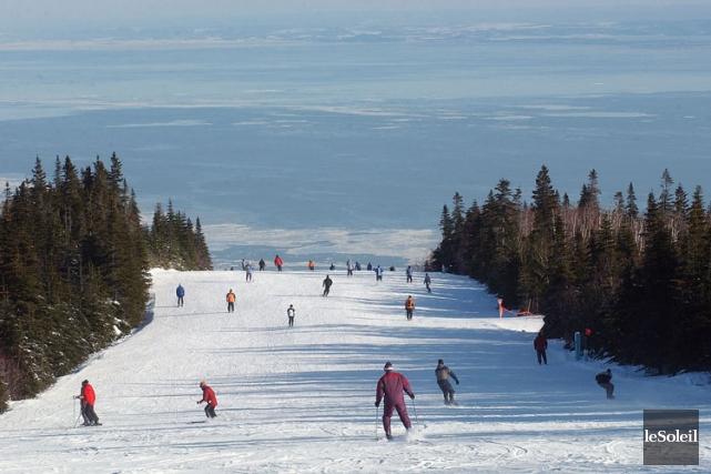 La grève semble plus que jamais inévitable au centre de ski charlevoisien, Le... (Archives Le Soleil)