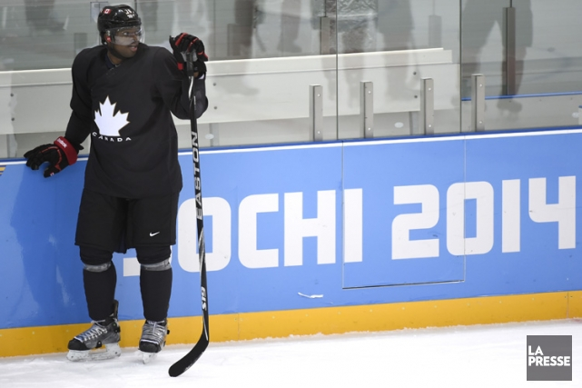 Le défenseur P.K. Subban a disputé un match... (Photo: Bernard Brault, La Presse)