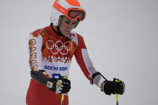 Marie-Michèle Gagnon... (Photo Gero Breloer, Associated Press)