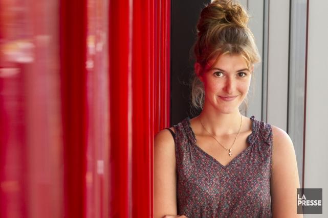 La pianiste Marika Bournaki sera en concert dimanche... (Photo: Robert Skinner, La Presse)