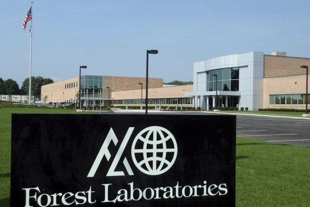 Actavis et Forest Laboratories sont parvenus à un... (Jim Peppler)