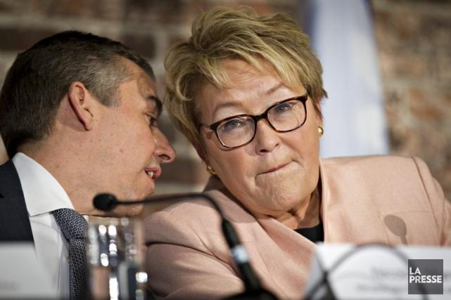 Lebudgetquiseradéposéjeudipar le ministre des Finances Nicolas Marceau neserapas... (Photo Olivier Jean, La Presse)
