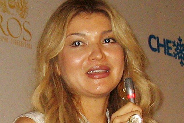 MmeKarimova, une quadragénaire aux multiples activités allant des... (PHOTO MUHAMMAD SHARIF, ARCHIVES AFP)