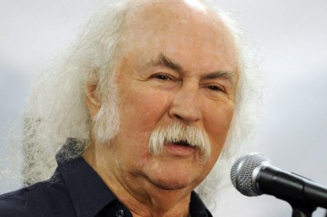 David Crosby en octobre 2009.... (Photo: archives AP)