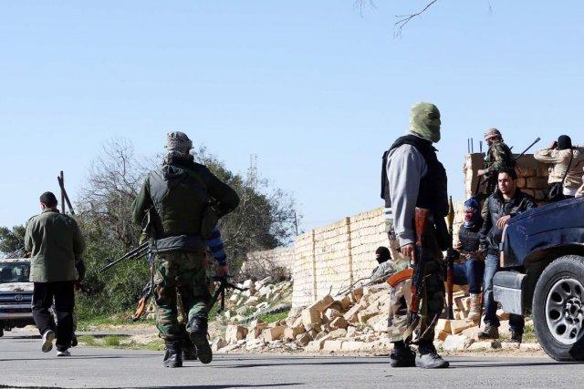 Après la chute du régime de Mouammar Kadhafi... (PHOTO ARCHIVES AFP/STR)