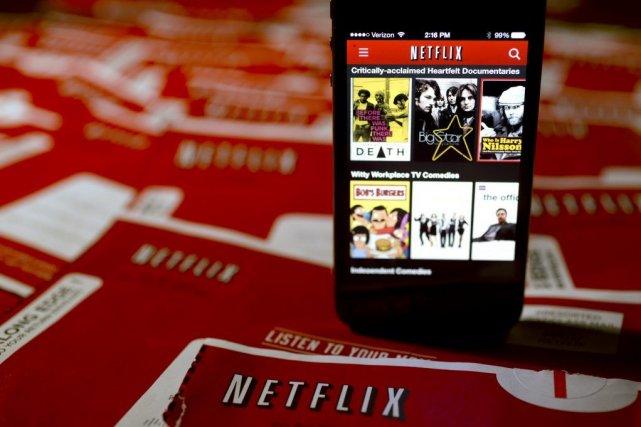 Confrontés aux arrivées prochaines de Netflix et de... (Photo Andrew Harrer, archives Bloomberg)