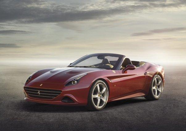 La nouvelle Ferrari California T... (Photo fournie par Ferrari)