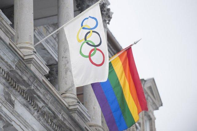Depuis que la flamme olympique illumine le ciel... (Photo: PC)