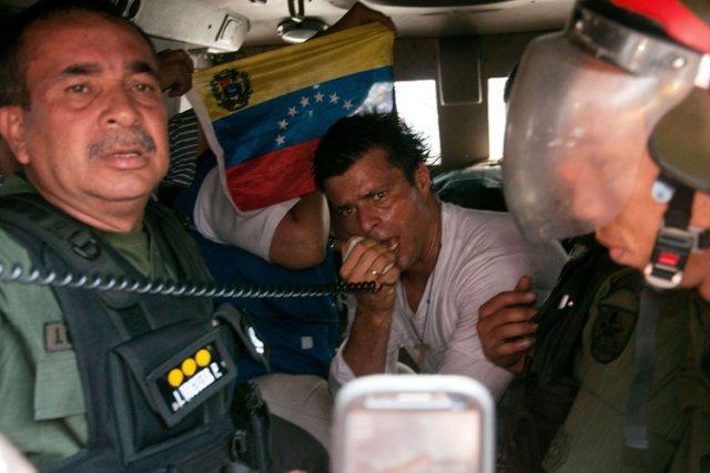 «Mon emprisonnement infâme vaudra la peine» s'il permet... (Photo: AFP)