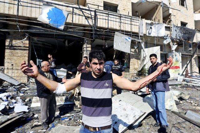 Selon l'armée libanaise, vers 9h30 (2h30, heure de... (PHOTO BILAL HUSSEIN, AP)