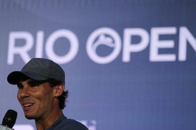 Rafael Nadal... (Photo Sergio Moraes, Reuters)
