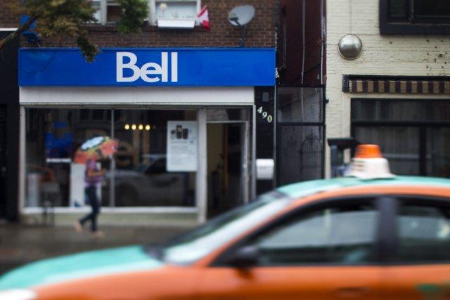 Un total de 291 400 clients de Bell... (Photo Brent Lewin, Bloomberg)