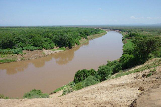 La vallée de l'Omo compte déjà plusieurs plantations... (PHOTO WIKIPÉDIA)