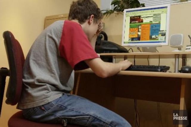 Des chercheurs ont constaté que les adolescents qui... (PHOTO ARCHIVES LA PRESSE)