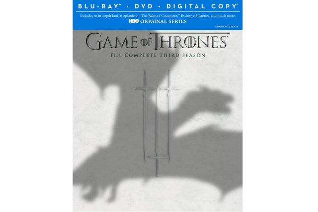 Il n'y a pas à dire, Game of Thrones conjugue à merveille les 3 «s» du succès:...