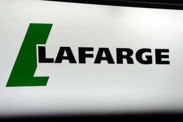 Le cimentier français Lafarge s'est déclaré mercredi confiant pour 2014 en... (Photo archives AFP)