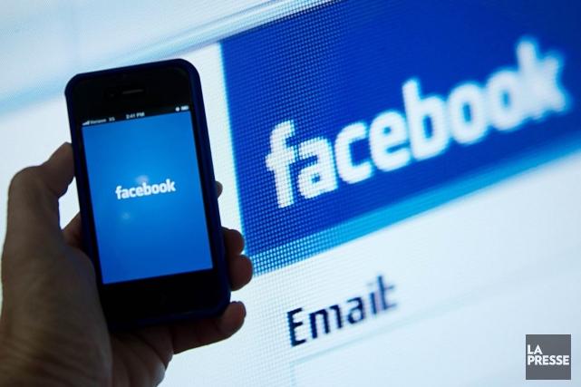 Facebook a annoncé dans un message publié sur... (Photo AP)