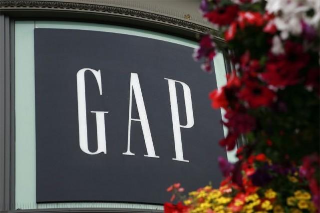 Le géant américain de l'habillement Gap a annoncé mercredi qu'il allait... (Photo archives Reuters)
