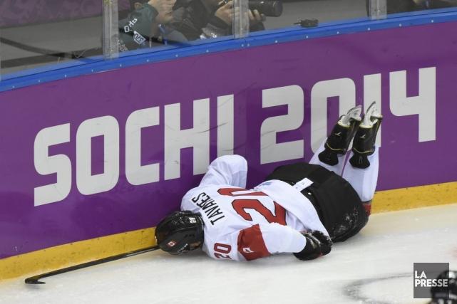 La saison de l'attaquant des Islanders de New... (Photo Bernard Brault, La Presse)